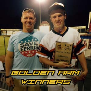 Golden Arm Winners